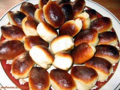 Пирожки-дрожжевые