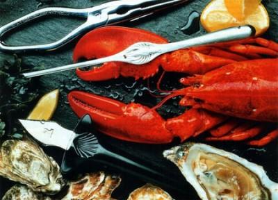 Как и чем есть морепродукты