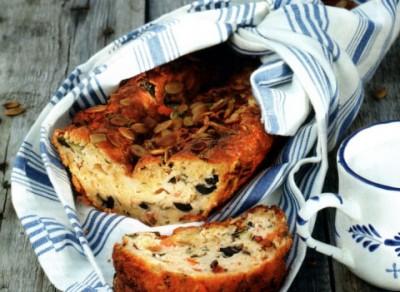 Овощной хлеб, рецепты домашнего хлеба