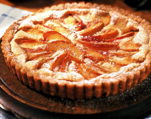фруктовые пироги