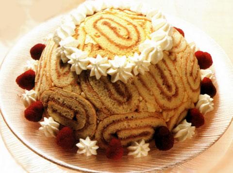 королевский торт без выпечки рецепт