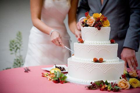 свадебного торта