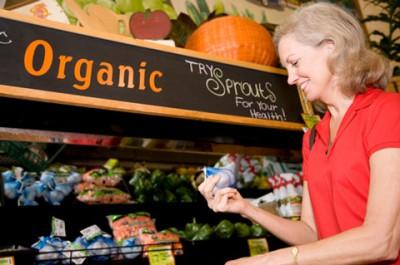 Мода на органические продукты и здоровый образ жизни пришла в Европу из США