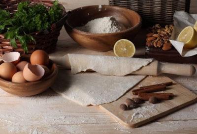 Необходимая в первую очередь кухонная утварь
