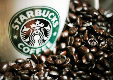 кофе STARBUCKS