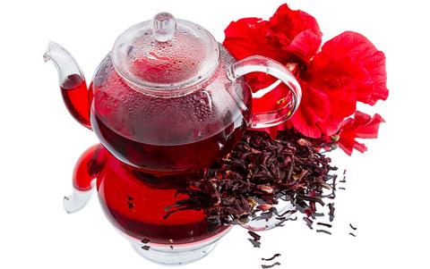 чай из цветов