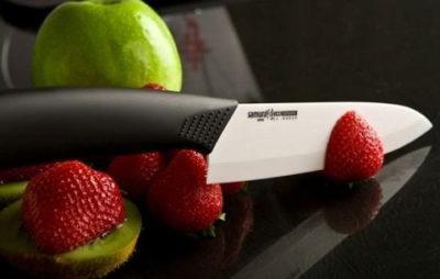 Преимущества керамических ножей из Японии