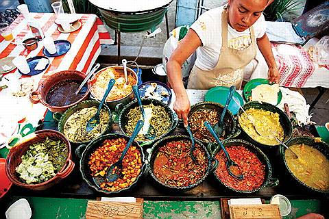 гавайская кухня