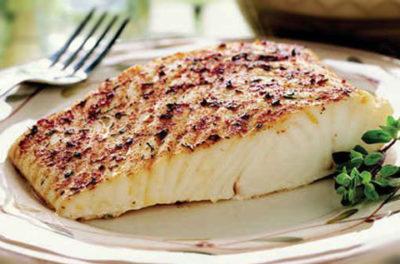 Как вкусно запечь рыбное филе?