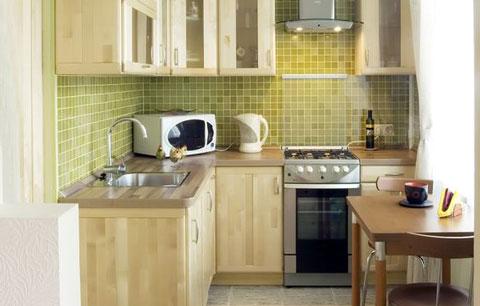 для маленькой кухни