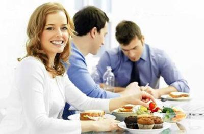 Что можно приготовить для обеденного перерыва