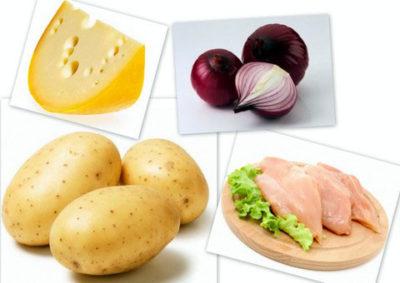 Картошка-по-королевски
