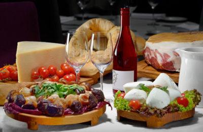 Итальянский обед: вкусные рецепты