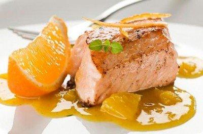 Домашний соус к рыбе и морепродуктам